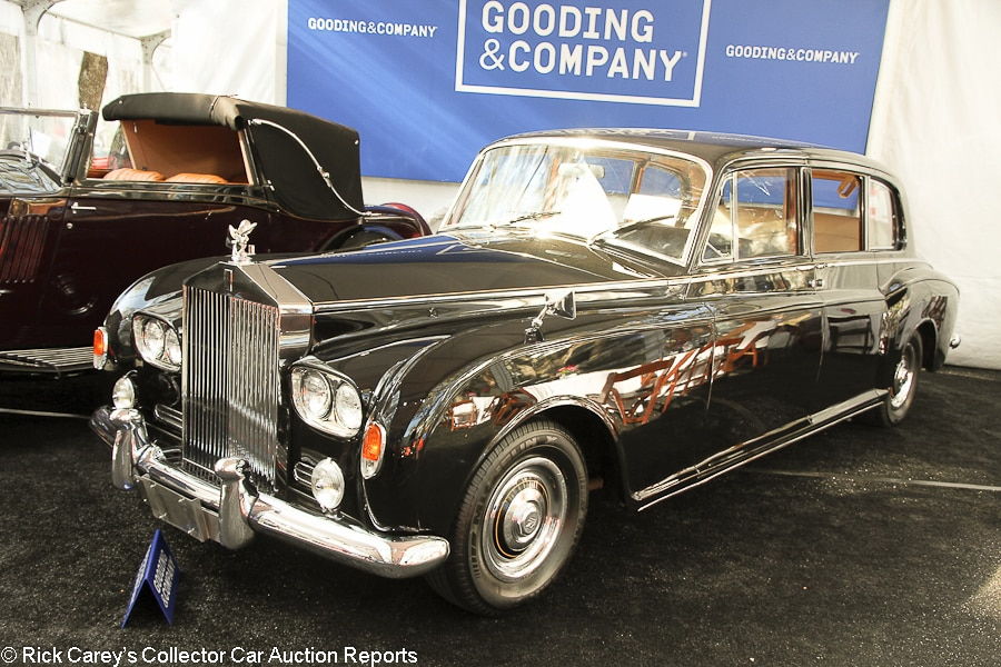 Goodingcompanyameliaisland2017 img6493 79 rolls royce 1960 for Rolls royce motor cars dallas