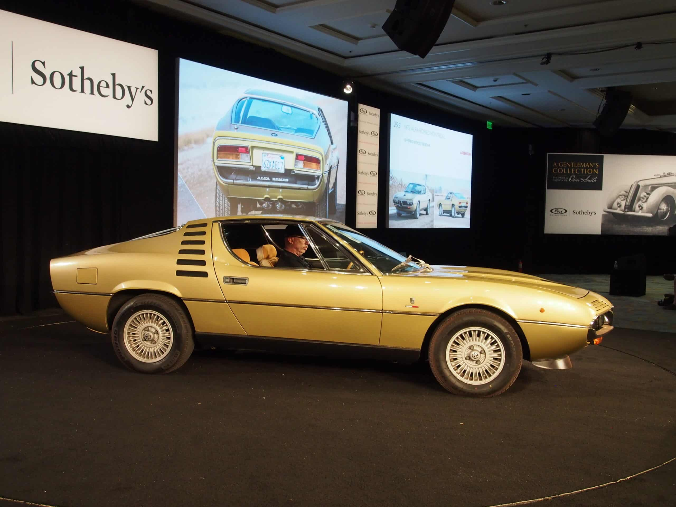 Rm Sothebys Ritz Carlton Amelia Island March 10 11 2017 Rick Headlight Wiring Upgrade Speedsterownerscom 356 Speedsters 550 Lot 295 1974 Alfa Romeo Montreal