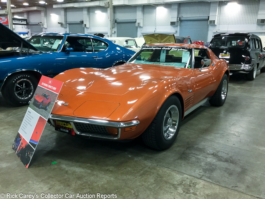 Mecum Auctions, Spring Classic, Indianapolis, Indiana, May 17-20 ...
