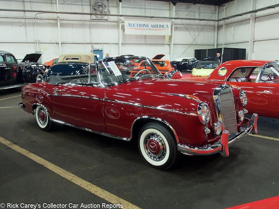 Auctions America, Auburn Fall, September 1-3, 2017 – Rick Carey\'s ...