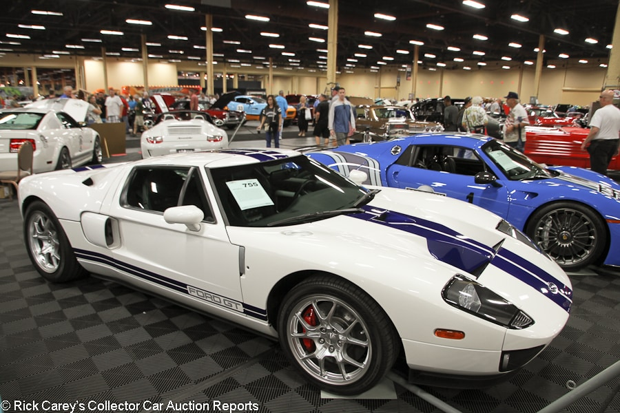 BarrettJackson Mandalay Bay Las Vegas October Rick - Barrett jackson car show las vegas