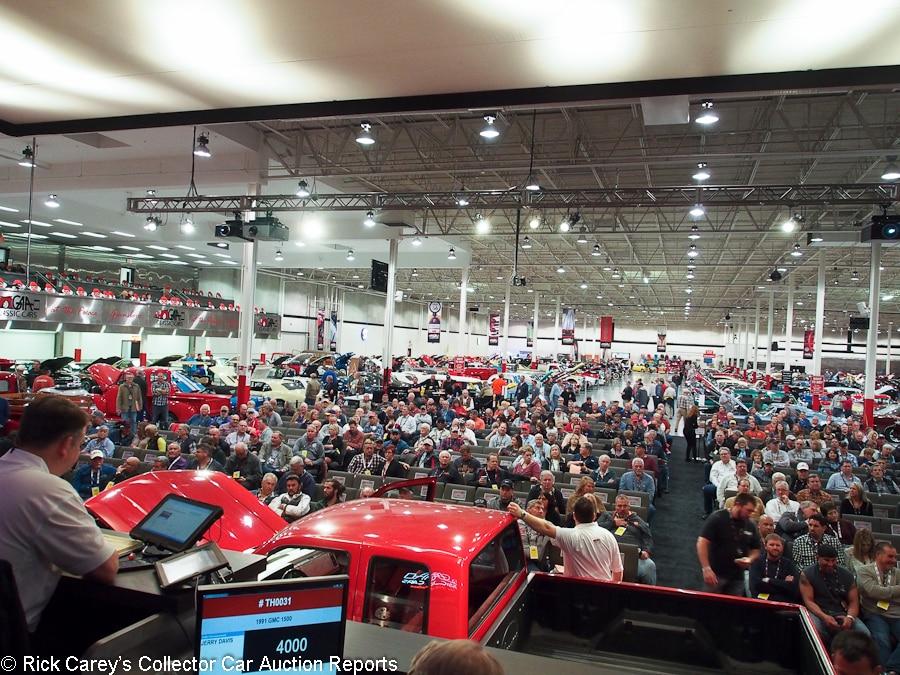 GAA Classic Cars Greensboro NC March Rick Careys - Car show greensboro