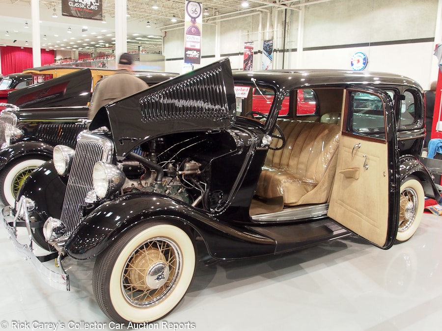 GAA Classic Cars, Greensboro, NC, March 1-3, 2018 – Rick Carey\'s ...