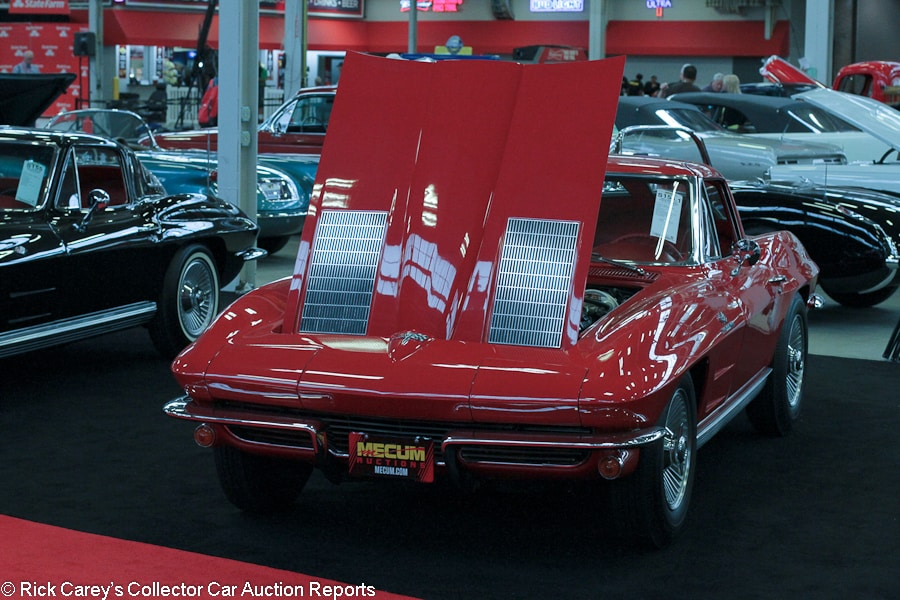 Mecum Auctions Spring Classic Indianapolis May Rick - Car show in indianapolis this weekend
