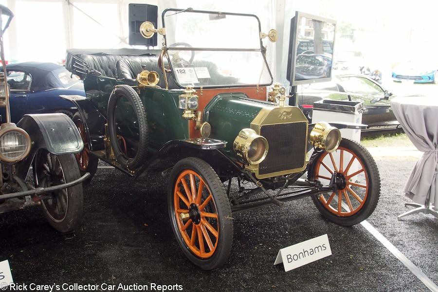 Bonhams, Greenwich (CT) Concours, June 3, 2018 – Rick Carey's Collector Car Auction Reports