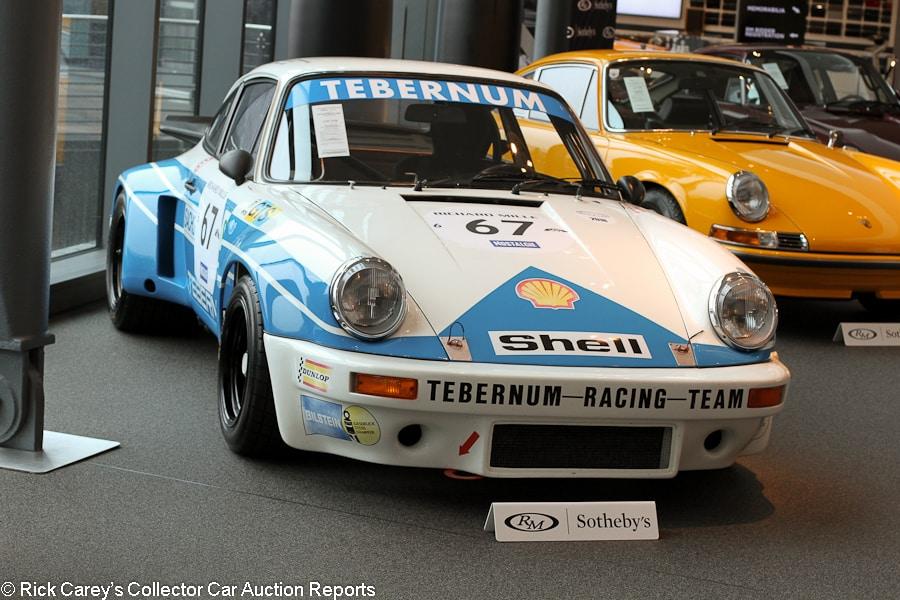 Rm Sotheby S Porsche 70th Anniversary Porsche Experience Center