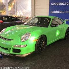 Gooding&CompanyAmeliaIsland2019_44_Porsche_2008_911_GT3 RS_Coupe_WP0AC29998S792268_Exterior_900