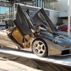 RM Sotheby's 1994 McLaren F1 (LM Specs), Monterey's top sale.