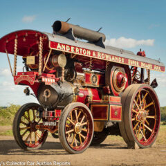 Bonhams London 103020_226_Fowler_1932_10hp B6_Showman's Road Locomotive The Lion_19782_900
