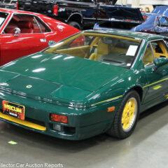 MecumDallas2020_IMG8275_F137.1_Lotus_1991_Esprit Jim Clark Edition_Coupe_SCCFC20BXMHF60194__900