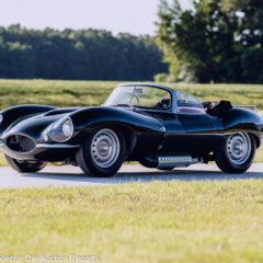 RM Elkhart 102420_2256_Jaguar_1957_XKSS Continuation_Roadster_XKSS77521_Darin Schnabel_900